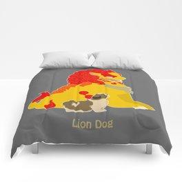 Shih Tzu Foo Dog Comforters