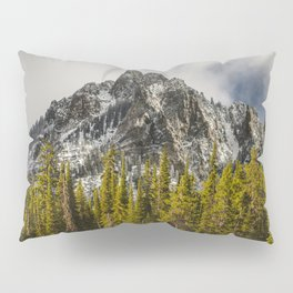 Call of the Wild, Peak in the Forest Pillow Sham