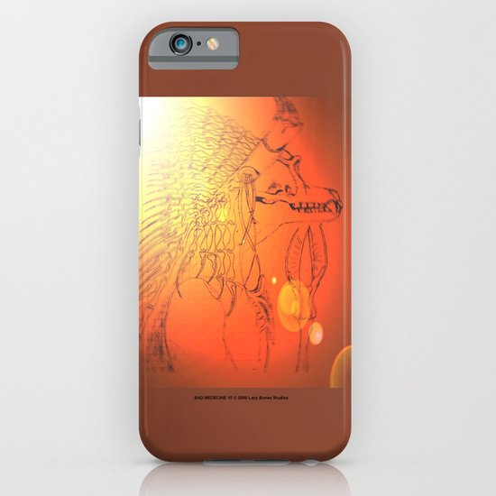 BAD MEDICINE 10 iPhone & iPod Case