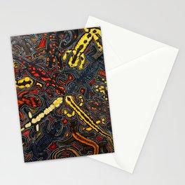 Salamanders Stationery Cards
