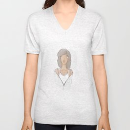 Being Human - Annie Unisex V-Neck