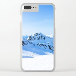 144. March Holidays, France Clear iPhone Case