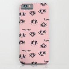 Mystic Eyes Slim Case iPhone 6s