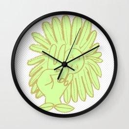 Say Kimchi Wall Clock