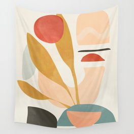 Abstract Shapes 20 Wall Tapestry