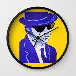 Elwood Blues 1 Wall Clock