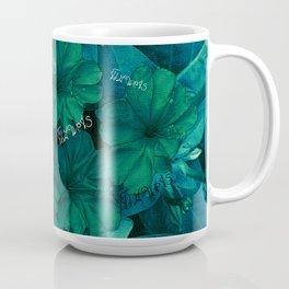 Flowers V4 VCM Coffee Mug