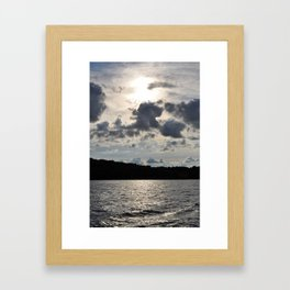 Auspice Framed Art Print