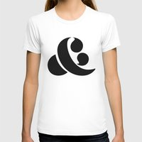 ampersand T-shirts featuring Ampersand by Andrei Robu