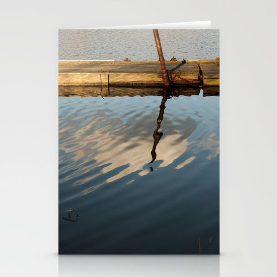 Two Waters and a Cloud Stationery Cards