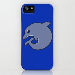 Fatimal Bottlenose Dolphin iPhone Case