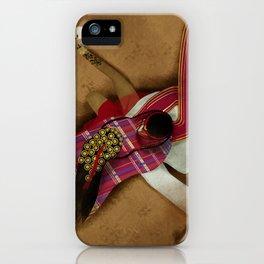Habibi iPhone Case