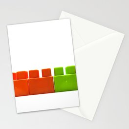 majority or minority Stationery Cards