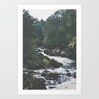 Rivers - Nydoa Photography Art Print