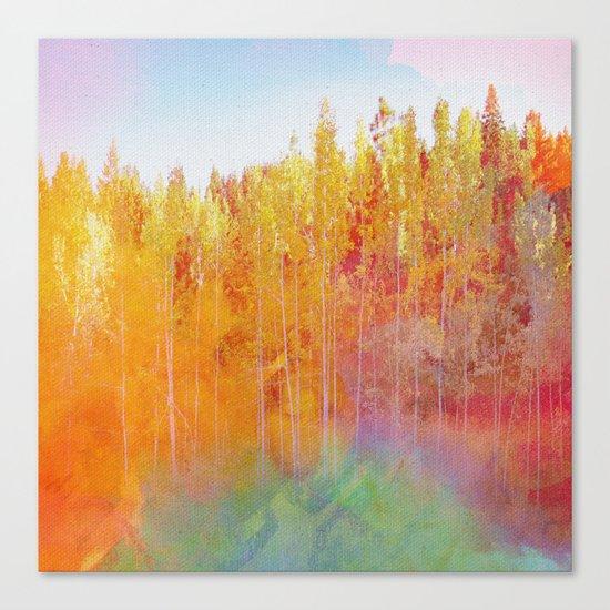 Enchanted Scenery 2 Canvas Print