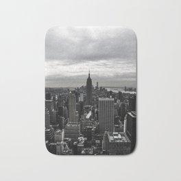 NYC (old black&white) Bath Mat