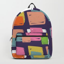 Vibrant frames Backpack