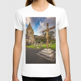 Pantasaph Church Crucifixion T-shirt