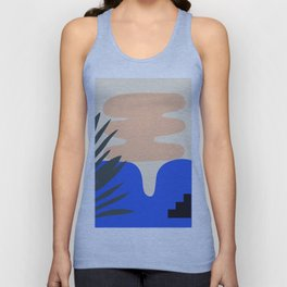 Shape study #14 - Stackable Collection Unisex Tank Top