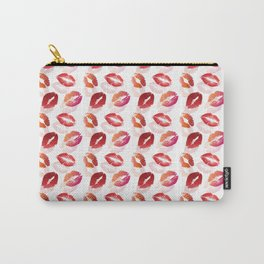 Your Lips Carry-All Pouch