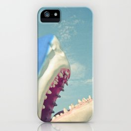 Shark! iPhone Case