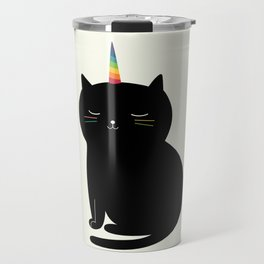 Caticorn Travel Mug