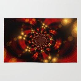Christmas-Fractal Rug