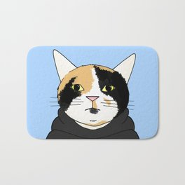 Street Cat Bath Mat