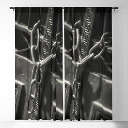 Security Blackout Curtain