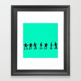 Portfolio Bootcamp Framed Art Print