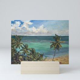 Ocean View Mini Art Print