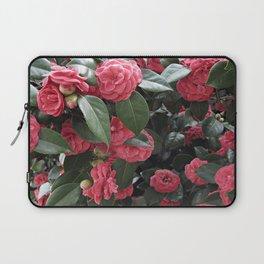 Camellia Blooms Laptop Sleeve