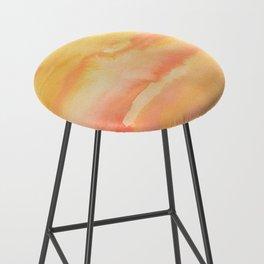 Apricot Sunset Bar Stool