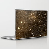 interstellar Laptop & iPad Skins featuring interstellar by D /graphic design & illustration/