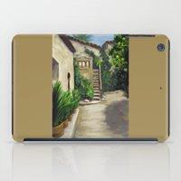 arab iPad Cases featuring Arab Baths in Palma DP150724a by CSteenArt