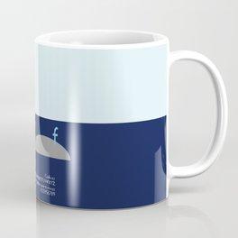 WHALE - FontLove Coffee Mug