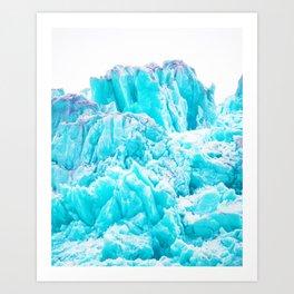 Frozen #photography #nature Art Print