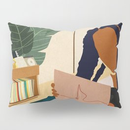 Stay Home No. 4 Pillow Sham