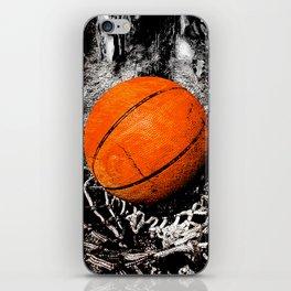 The basketball iPhone Skin