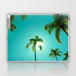 The Queen's Palms Laptop & iPad Skin