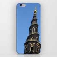 copenhagen iPhone & iPod Skins featuring Copenhagen by constarlation
