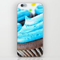 cupcakes iPhone & iPod Skins featuring Cupcakes by ThePhotoGuyDarren