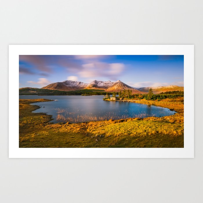 THE OTHER SIDE - Ireland  (RR76) Art Print
