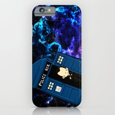 Tardis in space Doctor Who 9 iPhone 6s Slim Case