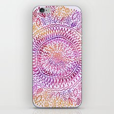 Intricate Sun iPhone & iPod Skin