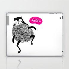 Hiha hello Laptop & iPad Skin
