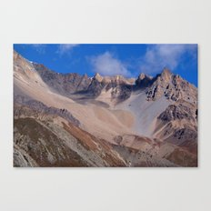 Scenery Yak Kharka to Thorung Phedi Canvas Print