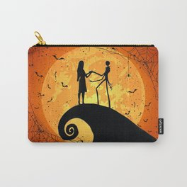 JACK SKELLINGTON AND SELLY Carry-All Pouch