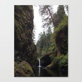 Punchbowl Falls Canvas Print