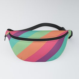 70s Flair Fanny Pack
